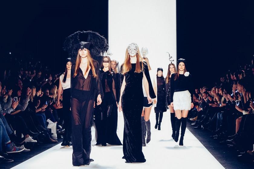 StudioNOW, C'est tout, Mercedes, Benz, Mercedes-Benz, Fashion Week, Berlin, Models, Catwalk